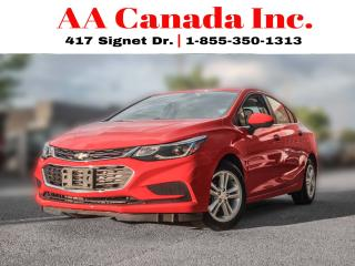 Used 2018 Chevrolet Cruze LT |SUNROOF| for sale in Toronto, ON