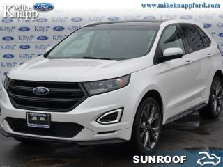 Used 2017 Ford Edge SPORT for sale in Welland, ON