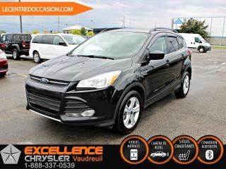 Used 2014 Ford Escape SE 4X4 *CUIR/CAMERA/BANC CHAUFFANTS* for sale in Vaudreuil-Dorion, QC