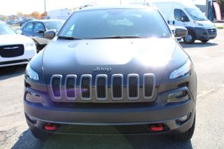 Used 2016 Jeep Cherokee Trailhawk 4 portes 4 roues motrices for sale in Vaudreuil-Dorion, QC