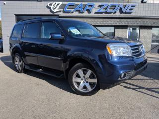 Used 2013 Honda Pilot Touring for sale in Calgary, AB