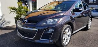 Used 2011 Mazda CX-7 GT 4X4 cuir toit mags gps bluetooth 103, for sale in St-Charles-Borromée, QC