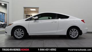 Used 2012 Honda Civic EX-L for sale in Trois-Rivières, QC