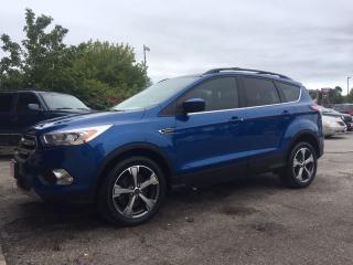 Used 2017 Ford Escape SE for sale in Orillia, ON