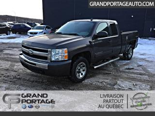 Used 2010 Chevrolet Silverado 1500 LS 4X4 ÉDITION CHEYENNE for sale in Rivière-Du-Loup, QC