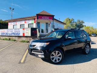Used 2013 Acura MDX Elite Pkg for sale in Guelph, ON