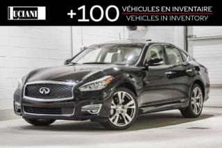Used 2015 Infiniti Q70 4dr Sdn V6 Premium for sale in Montréal, QC