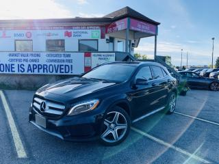Used 2015 Mercedes-Benz GLA GLA250 4MATIC| KEY LESS GO |NAV| POWER LEATHER HEATED SEAT| HTD MIRRORS| CERTIFIED for sale in Guelph, ON
