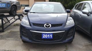 Used 2011 Mazda CX-7 GX for sale in Orillia, ON