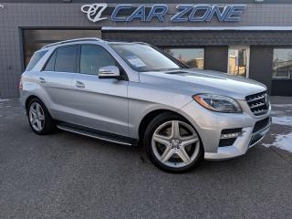 Used 2015 Mercedes-Benz M-Class ML 550 for sale in Calgary, AB