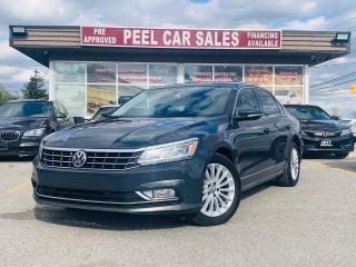 Used 2017 Volkswagen Passat Comfortline|NAV|360PARKSENSOR|SELFPARKING|SUNROOF! for sale in Mississauga, ON