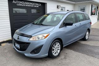 Used 2012 Mazda MAZDA5 2.5L for sale in Kingston, ON