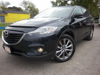 Used 2015 Mazda CX-9 GT for sale in Oshawa, ON