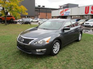 Used 2013 Nissan Altima 2.5L ~ S ~ LOW KM for sale in Toronto, ON