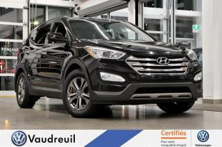 Used 2013 Hyundai Santa Fe 2,0 T * 17 POUCES * VOLANT CHAUFF for sale in Vaudreuil-Dorion, QC