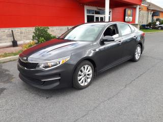 Used 2016 Kia Optima EX for sale in Cornwall, ON