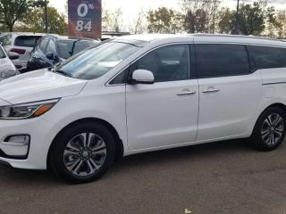 Used 2020 Kia Sedona SX tech; 8PASS, BLUETOOTH, ADVANCED SAF for sale in Edmonton, AB