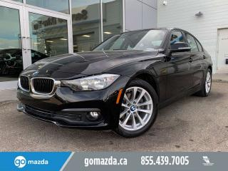 Used 2016 BMW 3 Series 320i xDrive AWD LEATHER SPORT LINE VERY NICE SHAPE for sale in Edmonton, AB