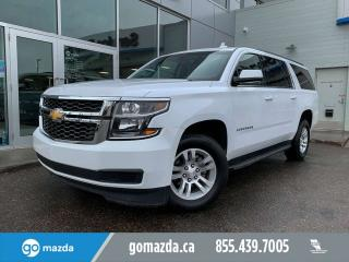 Used 2019 Chevrolet Suburban LS AWD BACKUP CAM 8 PASS BIG DADDY for sale in Edmonton, AB