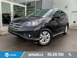 Used 2014 Honda CR-V EX-L LEATHER SUNROOF POWER OPTIONS for sale in Edmonton, AB