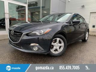 Used 2014 Mazda MAZDA3 GT SPORT BOSE SOUND SUNROOF 2-SETS OF TIRES/WHEELS for sale in Edmonton, AB