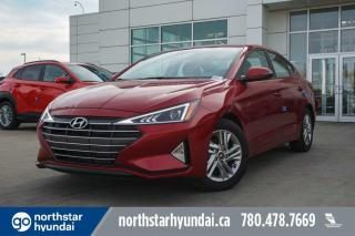 New 2020 Hyundai Elantra Preferred w/Sun & Safety Package: SUNROOF/PROXY KEY/SMART TRUNK for sale in Edmonton, AB