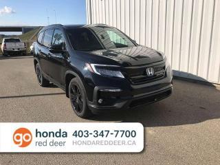 Used 2020 Honda Pilot Black Edition Remote Start Navigation Back Up Camera for sale in Red Deer, AB