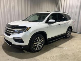 Used 2017 Honda Pilot 4 RM 4 portes Touring AWD for sale in Sherbrooke, QC