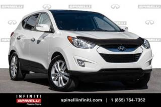 Used 2012 Hyundai Tucson Limited TOUT EQUIPE DEMARREUR A DISTANCE for sale in Montréal, QC