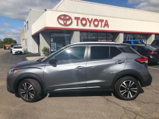 Used 2019 Nissan Kicks SR AUTO leather navigation for sale in Cambridge, ON
