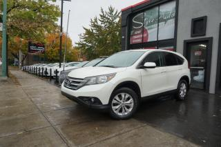 Used 2014 Honda CR-V Traction intégrale 5 portes EX-L for sale in Laval, QC