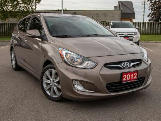 Used 2012 Hyundai Accent GLS 4dr FWD 5 Door Hatchback for sale in Brantford, ON