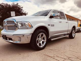 Used 2013 RAM 1500 Laramie for sale in Mississauga, ON