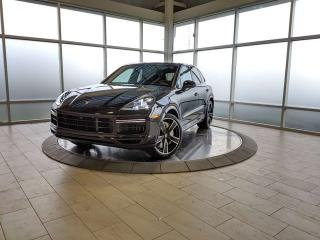 Used 2020 Porsche Cayenne Turbo for sale in Edmonton, AB