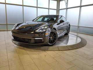 New 2020 Porsche Panamera 4 for sale in Edmonton, AB