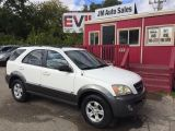 Photo of White 2006 Kia Sorento