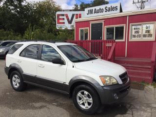 Used 2006 Kia Sorento 4X4 for sale in Toronto, ON