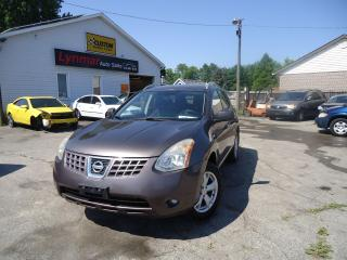 Used 2010 Nissan Rogue SL for sale in Sarnia, ON