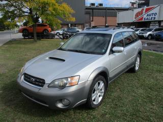 Used 2005 Subaru Outback Outback XT Ltd~LEATHER~HEATED SEATS~AS-IS~ for sale in Toronto, ON