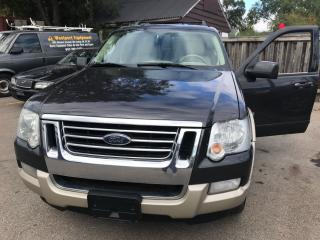 Used 2007 Ford Explorer EDDIE BAUER EDITION for sale in Etobicoke, ON
