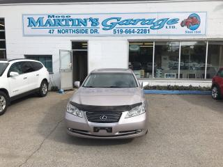 Used 2007 Lexus ES 350 for sale in St. Jacobs, ON