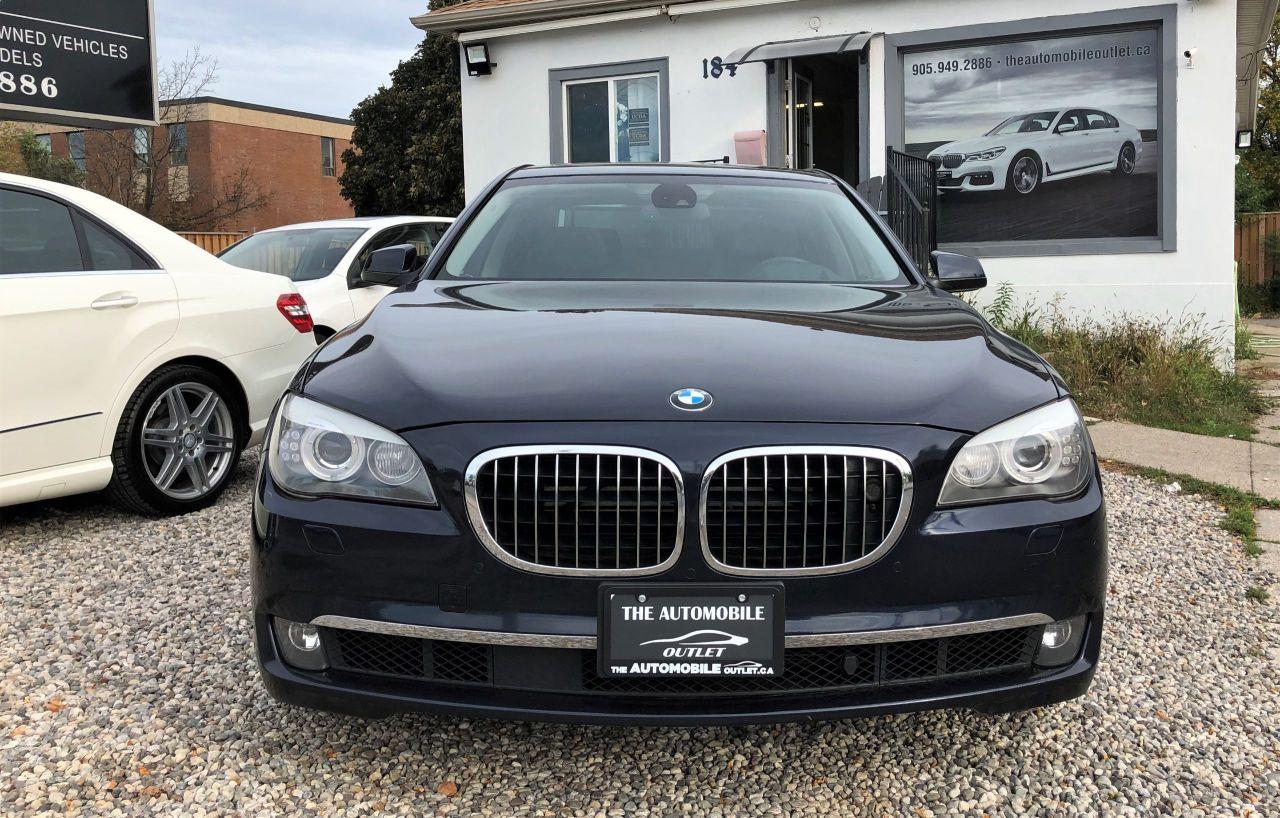 2012 BMW 750i