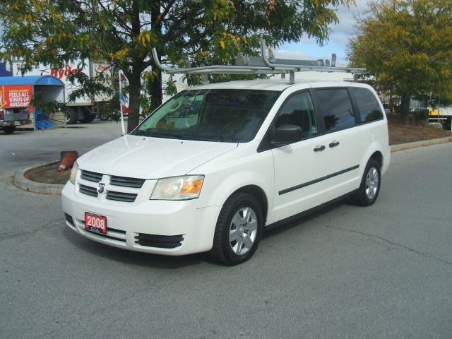 2008 Dodge Grand Caravan C/V LADDER RACK SHELVES