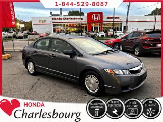 Used 2010 Honda Civic DX-G **AUTOMATIQUE**82 602 KM** for sale in Charlesbourg, QC
