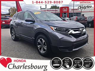 Used 2018 Honda CR-V LX AWD **27 607 KM** for sale in Charlesbourg, QC