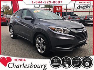 Used 2016 Honda HR-V LX 2RM **33 378 KM** for sale in Charlesbourg, QC