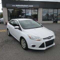 Used 2013 Ford Focus SE **SIÈGES CHAUFFANT+BLUETOOTH** for sale in St-Hubert, QC