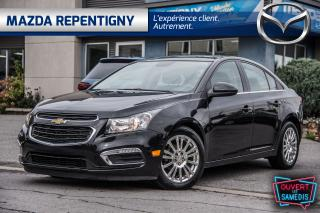 Used 2015 Chevrolet Cruze 4dr Sdn ECO for sale in Repentigny, QC