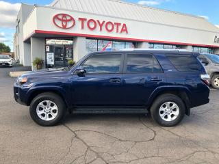 Used 2017 Toyota 4Runner SR5 upgrade leather roof nav for sale in Cambridge, ON
