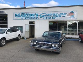Used 1964 Chevrolet Impala for sale in St. Jacobs, ON